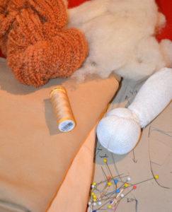 doll-making