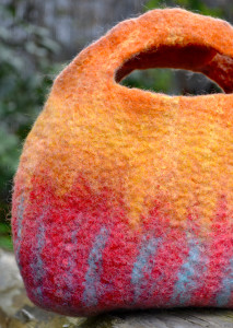 felting-bag